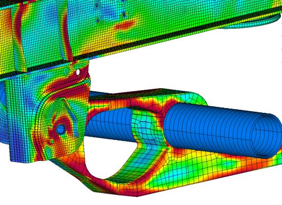 Mechaninis atsparumas_Finite element analysis 7