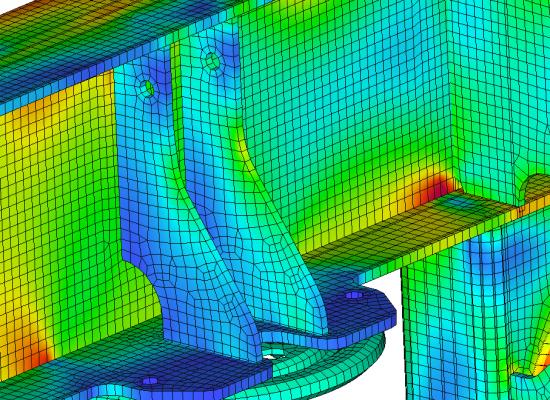Mechaninis atsparumas_Finite element analysis 6