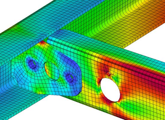 Mechaninis atsparumas_Finite element analysis 4