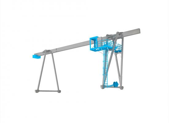 Ozinis kranas_Gantry crane 4